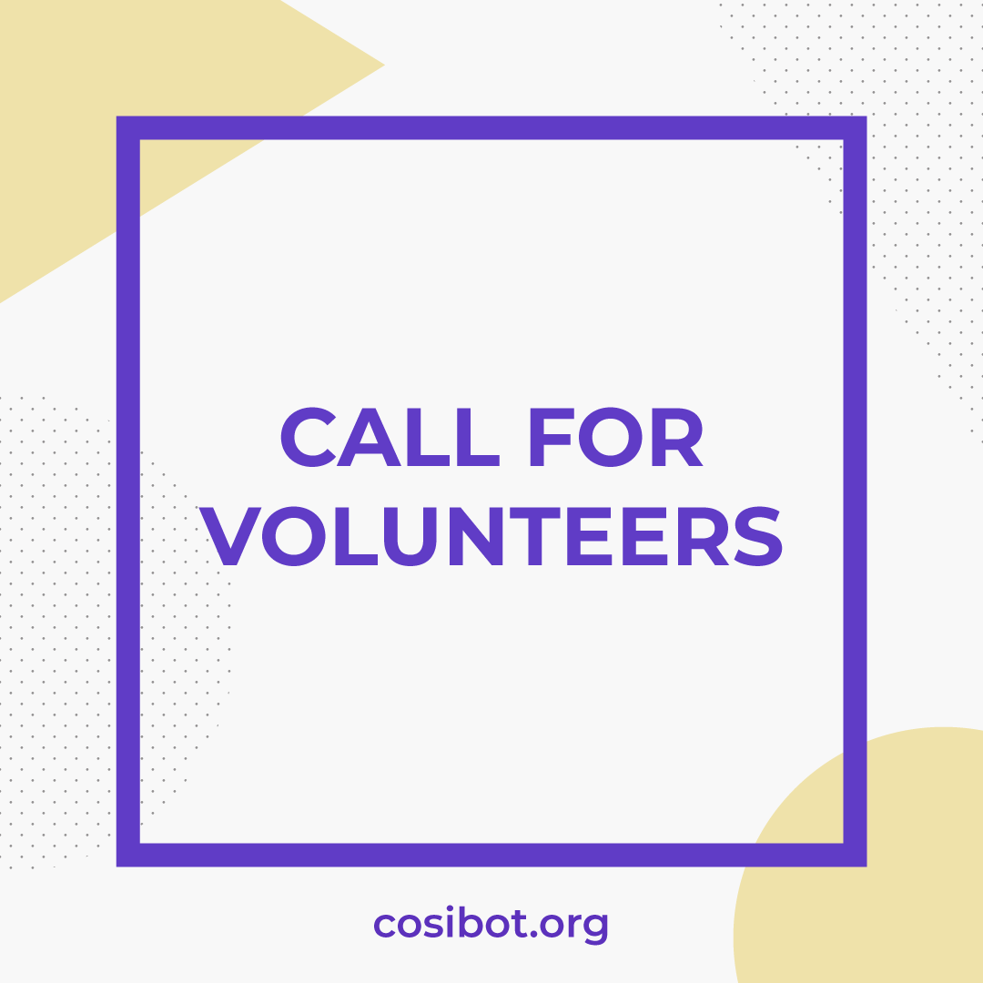 cosibot Volunteers